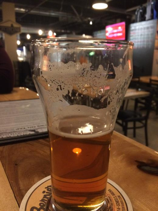 Flatland Brewery Fresh Hopped IPA (IPA) - Brewzeit com