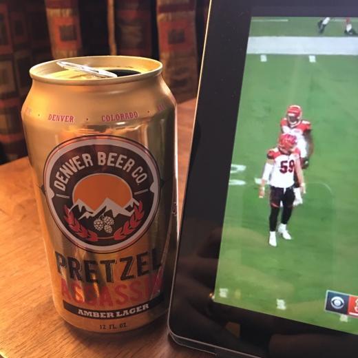 Denver Beer Company Pretzel Assassin (Amber Lager