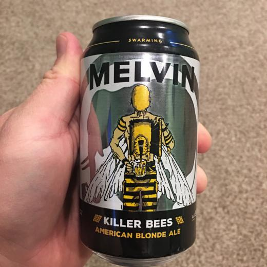 Melvin Brewing Co Killer Bees (American Blonde Ale