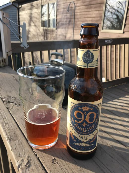 Odell 90 Shilling Scottish Ale Brewzeit Com